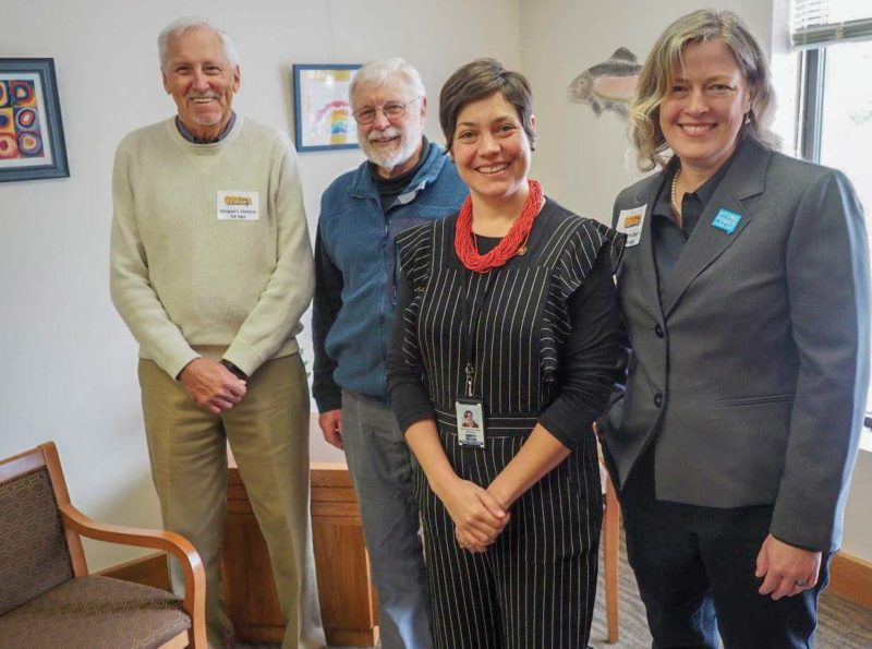 Hood River Electric Co-op leaders