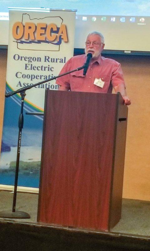 Hood River Director Roger Nelson