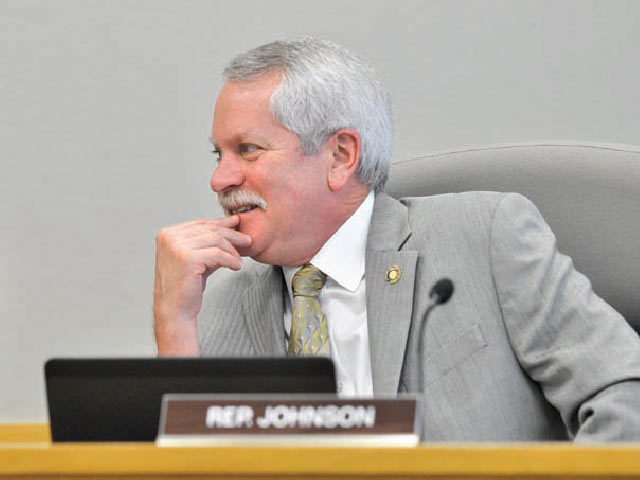 Johnson is known for his soft-spoken yet incisive questions in committee hearings