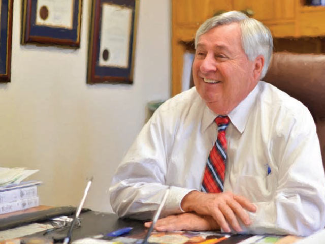 Rep. Whisnant has focused on government transparency and accountability in state legislation.